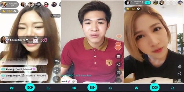 Mengenal Aplikasi Live Streaming Bigo Live Indopress